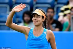 Ana wins 3rd title of the year (and first career grass title) in Birmingham! #ajde #wta #tennis