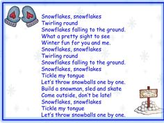 Snowflakes song and song chart