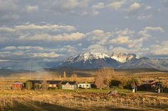 Tercera Barranca lodge, Torres del Paine Patagonia