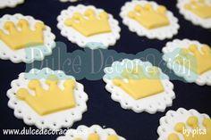 Galletas decoradas motivos princesas by Dulce decoración (modelado - tartas decoradas), via Flickr
