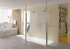 universal design bathroom gallery of rollin showers ada pros