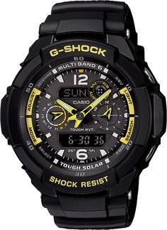 Casio G Shock GW3500B-1A  $260 on g-shock.com