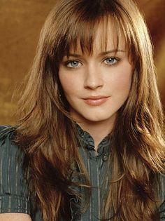 Alexis Bledel - Love her in this hair. would love this hair on me! :o