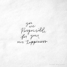 Voor je eigen geluk kiezen