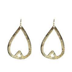 Odette NY: Galatea Earrings.