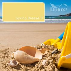 Who's dreaming of a sunny holiday?! You can bring the colour of summer holidays to your home with Spring Breeze 3...
