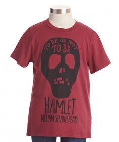 Hamlet Tee - Vunce Upon A Time - Browse - boys | Peek Kids Clothing