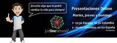 Jueves 13 de noviembre a las 22,30 horas de España [EN VIVO] Tienes los dos brazos y las dos piernas? https://www.facebook.com/events/1510216439237553/ #MLM #multinivel #networking #NetworkMarketing #NegociosOnline #NegociosenInternet #NegociosPorInternet