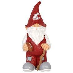 Washington State Cougars Football Garden Gnome