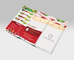 Brochure backside for La Caveja