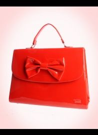 Kelly Bag by Camomilla Milano (it gets better it also has a polka dot lining!)
