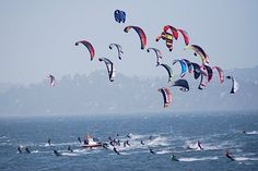 Get a few more kite boarders out there! :)