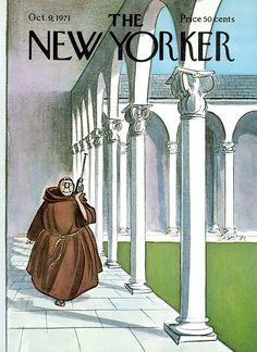 October 9, 1971 - Charles Saxon
