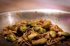 HEAVENLY & HEALTHY!  Balsamic Chicken Pasta Recipe