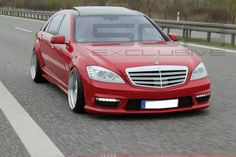 Mercedes-Benz S 63 AMG (W221) by SGA Exclusive #mbhess #mbcars #mbtuning #sgaexclusive