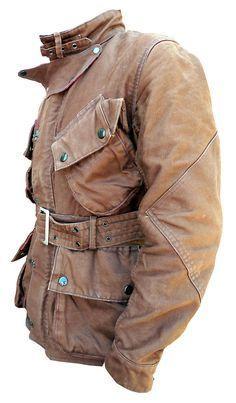 Cazadora tipo chaqueta