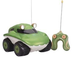 Morphibian Remote Control Vehicle check out urkidsworld.com for more great gift ideas for kids.