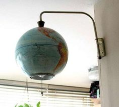 Globe Lamp <3