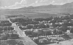 Hilltop View of Saguache - 1899