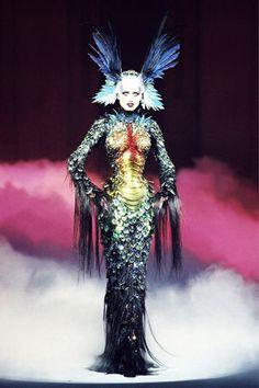 thierry mugler angel dress - Google Search