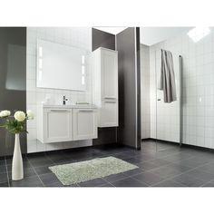 Bathroom panels Bauhaus Våtrumspanel Slät