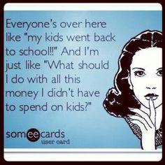 True Story!  #Childfree