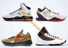 Nike basketball gold medal Pack - Click Image to Close