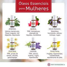 """539 curtidas, 34 comentários - Phytoterápica Brasil (@phytoterapicabrasil) no Instagram: """"Neste mês de Março separamos alguns Óleos Essenciais especiais para as mulheres se cuidarem! 😊 •…"""" Health And Wellness, Health Tips, Body Is A Temple, Nail Treatment, Soap Recipes, Beauty Recipe, Natural Cosmetics, Herbal Medicine, Spa Day"""