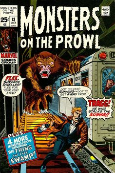 Monsters on the Prowl 13 - Tragg