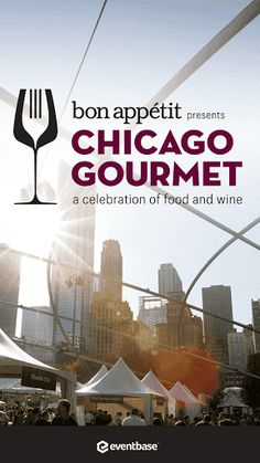 This is the official app of Bon Appétit presents Chicago Gourmet, a celebration of food and wine. Taking place in iconic Millennium Park, guests enjoy live cooking demonstrations with the nation's finest chefs, expert seminars, book signings, gourmet food samplings, and tastings from world renowned vintners, spirit makers, and premium breweries. Chicago Gourmet is produced by the Illinois Restaurant Association along with title sponsor Bon Appétit, and presenting sponsor Southern Wine…