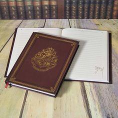 El auténtico cuaderno de Harry Potter