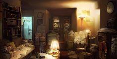 ArtStation - Amateur Detective, Liam Reid