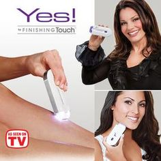 Yes! Hair Removal System @ Fresh Finds