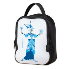 Shop Azodnem: A Northern Lady Neoprene Lunch Bag: Oz Fact: The elderly and mild-mannered Good Witch of the North is an extremely kind and gentle sorceress who stood against the oppression and subjugation of any Ozian. Wizard Of Oz Gifts, Neoprene Lunch Bag, Insulated Lunch Bags, Lunch Tote, Husband, Canvas, Lady, Shopping, Tela