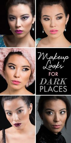 makeup for dark places