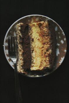 marjolaine cake.