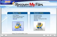 Recover My Files V6.1.2.2502 Crack Full License Key Is Here