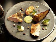 """Doesn't this meal look delicious? Go to """"l'Esprit du 12ème""""! #Paris #Food #Restaurant"""