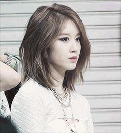 jiyeon short hair