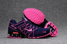 innovative design 06891 658e8 Women s UK Nike Air Max 2018.5 Shoes Navy Pink Trainers UK Sale Running Shoes  Nike