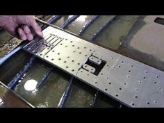DIY mini CNC machine part 2 (making the plates) Machine Parts, Cnc Machine, Plates, Mini, How To Make, Tools, Youtube, Recipes, Licence Plates
