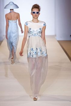 Temperley London RTW | SS13 | London Fashion Week