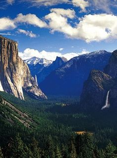 Yosemite National Park. Where are you going this summer?