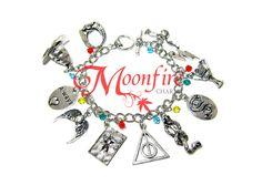 WIZARDING WORLD Fandom Charm Bracelet
