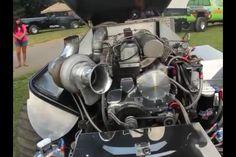 2000 hp sled puller