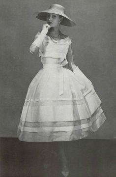 Christian Dior Ensemble, 1956