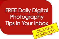 Digital Photography Tips For Beginners...Great site for many useful tips for all photographers!
