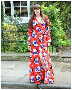 Trying to decide what to wear tonight to celebrate the new year in and I'm thinking of revisiting this Long Tall Sally maxi dress as I just adore the print and colour. Have you got exciting plans for tonight?