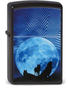 Zippo Germany  3 Wolf Moon