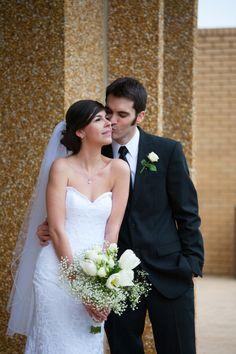 Bride & Groom #Wedding
